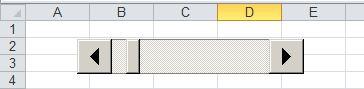 Suwak - przykładowy formant wstawiony z karty Deweloper