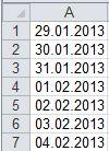 Data w polskim formacie - wynik