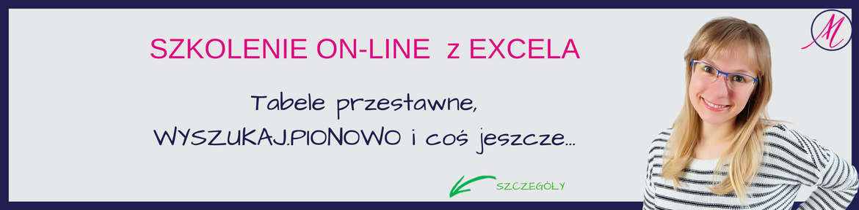 Malinowy Excel